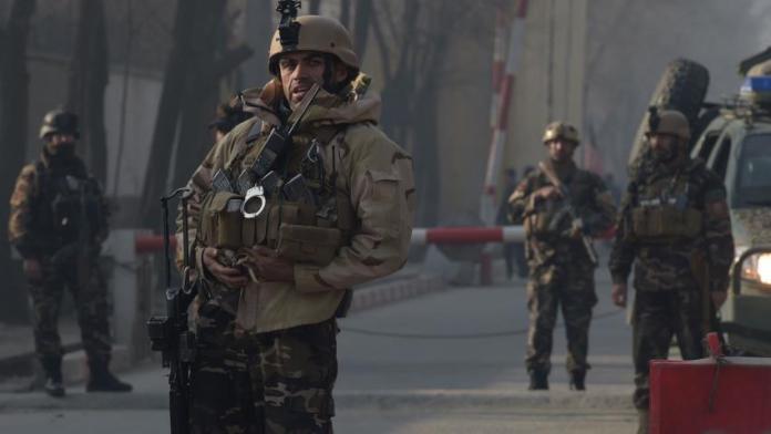 Suicide blast kills eight in Kabul