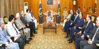 President calls for promotion of export-based industry