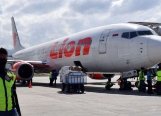 Indonesian Lion Air passenger plane missing: official