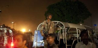 Blast injures three in Nazimabad area of Karachi