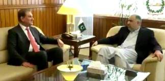 Cordial relations with neighboring countries cornerstone of foreign policy: Qureshi