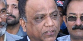 NAB court issues non-bailable arrest warrant for MQM's Babar Ghauri