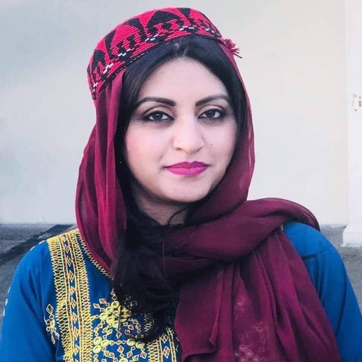 Image result for gulalai ismail