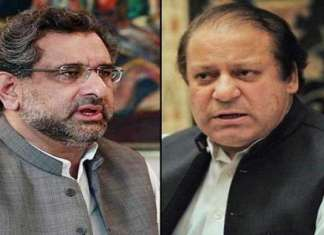LHC adjourns high treason case against Nawaz, Abbasi till Nov 12