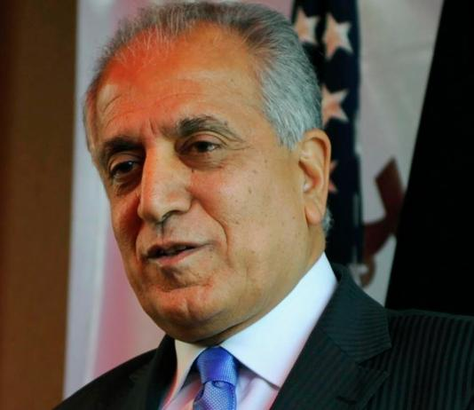 US envoy hopes for Afghan peace deal before April election