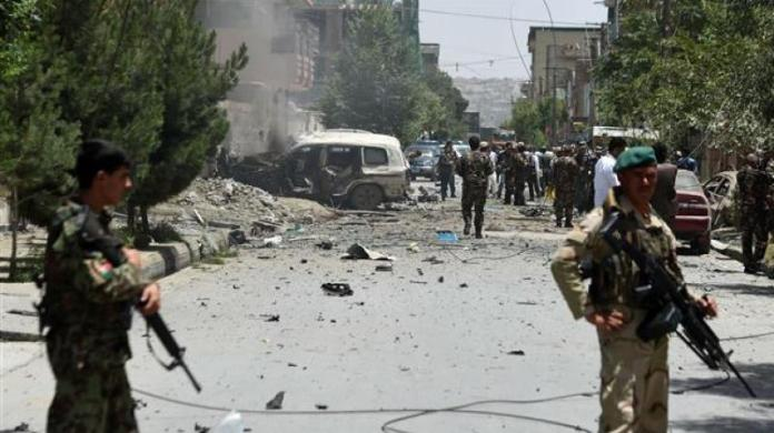 Nine dead, 22 injured in blast at Afghan military base in Khost