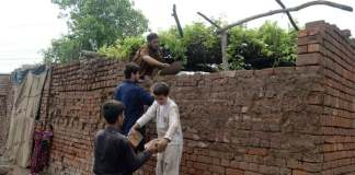 Two killed, six injured in wall collapse incident in Peshawar