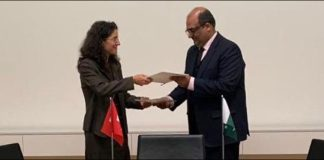 Govt signs MoU with Swiss authorities to 'bring back looted money'