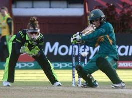 Women World T20: Pakistan defeat Ireland by 38-run