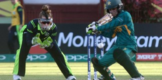 Women World T20: Pakistan defeat Ireland by 38-run