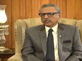 President, Governor Balochistan discuss provincial matters