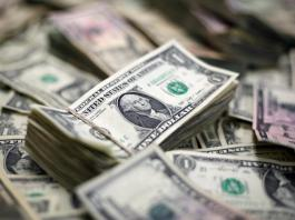 Dollar rate rises by 68 paisa in interbank market