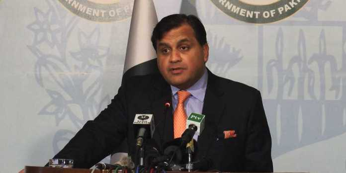 Pakistan will attend Afghan peace talks in Russia: FO Spokesperson