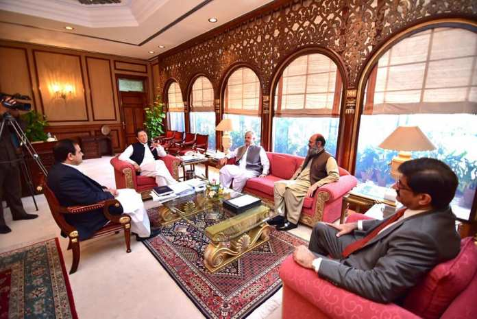 PM Imran Khan to chair CCI meeting today