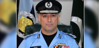 Jan Muhammad resumes charge as IGP Islamabad, reviews security situation