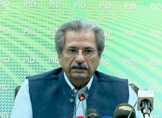 Govt striving for introducing uniform syllabus: Shafqat Mehmood