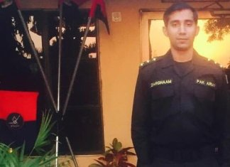 Pak Army captain embrace martyrdom in Mohmand IED explosion