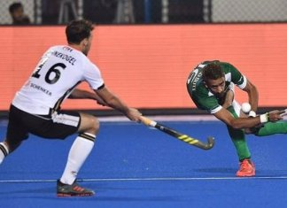Germany beat Pakistan 1-0 in Hockey World Cup