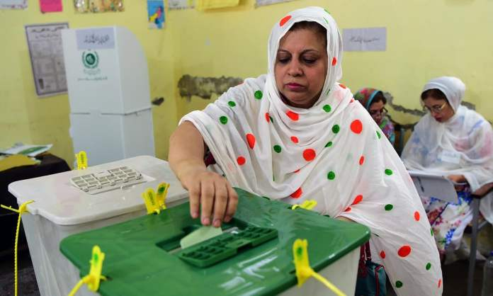 PTI maintain strength in KP, MQM-P and PPP in Sindh in local body by-polls