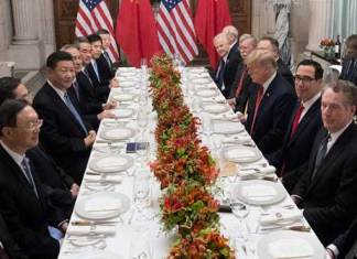US, China in trade tariffs truce after tense G20 summit