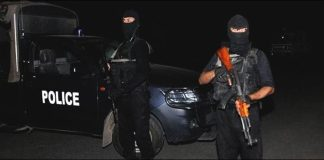 Terror bid foiled, five suspects arrested in Karachi