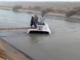Four killed as bus plunges into canal in DG Khan
