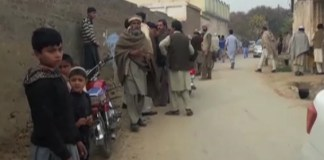 Polling halted after fight between political groups in Mardan
