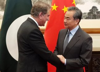 Pakistan, China support Afghan-led and owned peace process: Qureshi