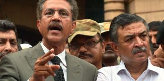Wasim Akhtar, others indicted in 4 more cases regarding May 12 riots