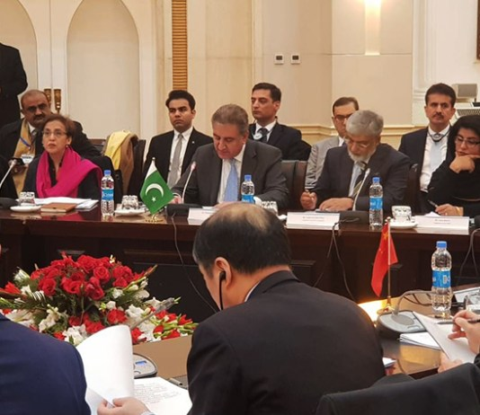 Pakistan calls for collective role to frustrate enemies of peace