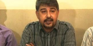 Ali Raza Abidi's funeral prayers offered