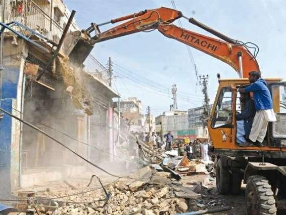 SC orders continuation of anti-encroachment drive in Karachi