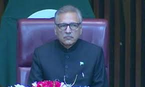 SHC accepts petition challenging Alvi's presidency