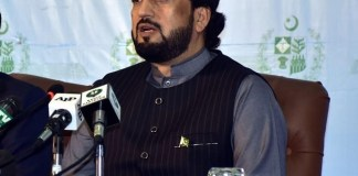 Indian minister's nuclear statement 'a mere nuclear blackmail': Shehryar Afridi