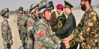 Pakistan-China war game 'Warrior-VI' concludes in Kharian