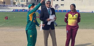 West Indies women opt to bat against Pakistan in first T20I