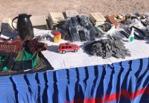 FC arrest Afghan national carrying suicide jackets in Chaman