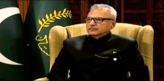 President lauds principled position of Iraq on HR violations in occupied Kashmir