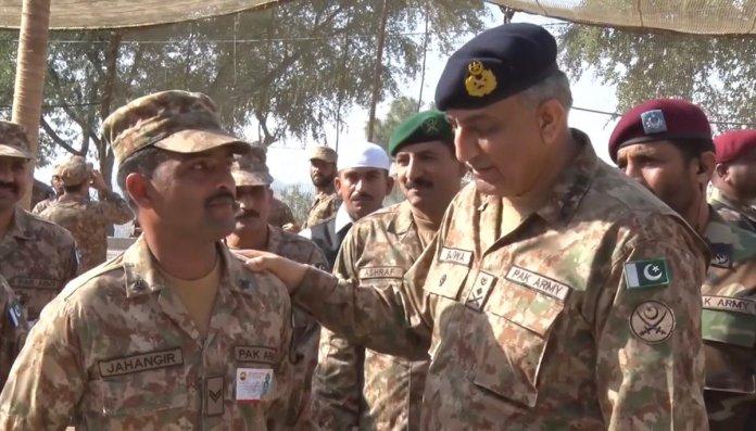 Pak Army ready to defend motherland: COAS