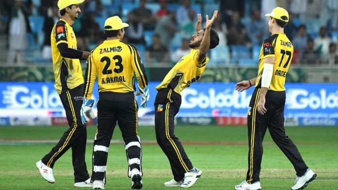 Imam, Hasan star in Peshawar Zalmi win over Karachi Kings