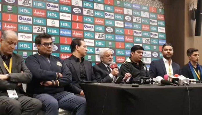 PSL 4 matches to be held in Pakistan as per schedule: Ehsan Mani