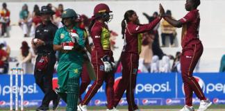 Pakistan women defeat West Indies by 12-run in 3rd T20I