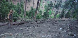 Indian Air Force violates LoC, PAF jets forces them back: ISPR