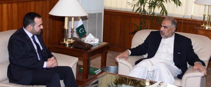 Pak-Afghan parliamentary diplomacy to help strengthen ties: Qaiser