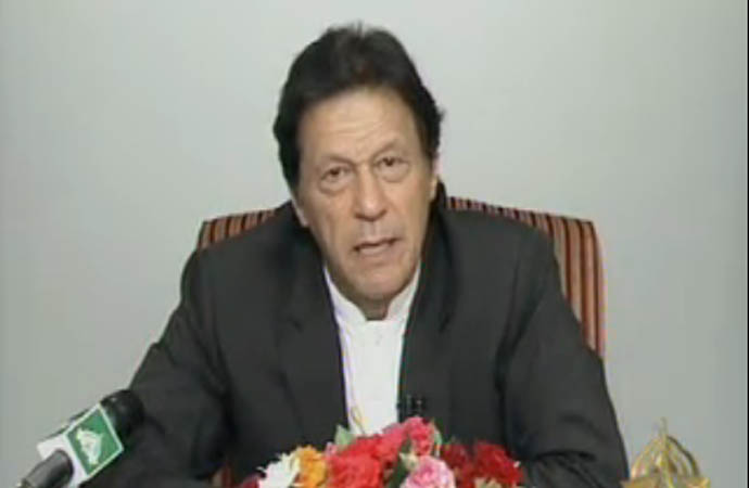 PM Imran Khan to address nation on Kashmir issue today
