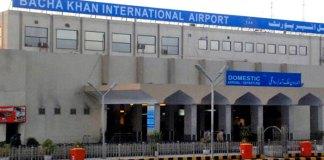 CAA allows night flights operation at Bacha Khan Intl airport
