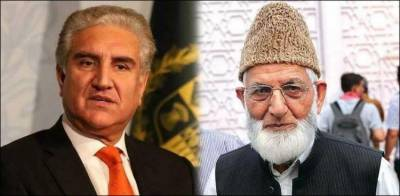 Pakistan reiterates diplomatic, political, moral support to Kashmiris