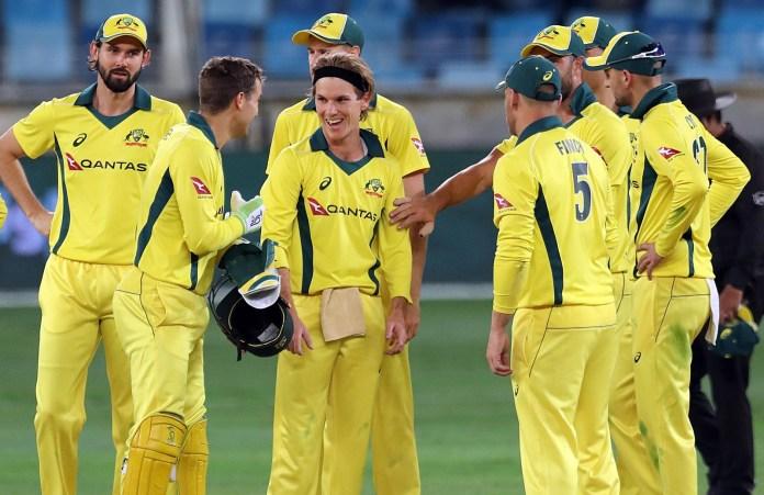Australia whitewash Pakistan in ODI series by 5-0