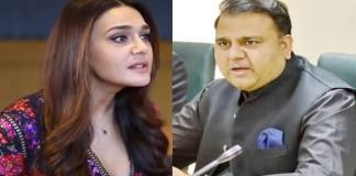 Fawad slams Preity Zinta for poking nose in issues beyond understanding