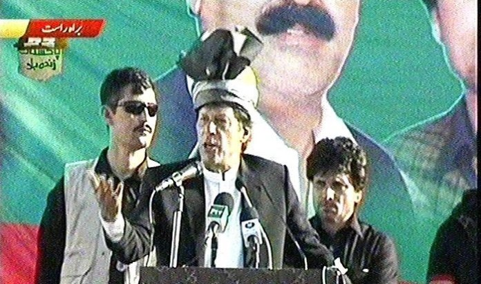 Govt decides to allot 3% of provincial NFC for tribal districts: PM Imran